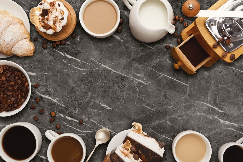 Mobilă de bucătărie modernă Nobilia Color Concept - Marmură Teramo