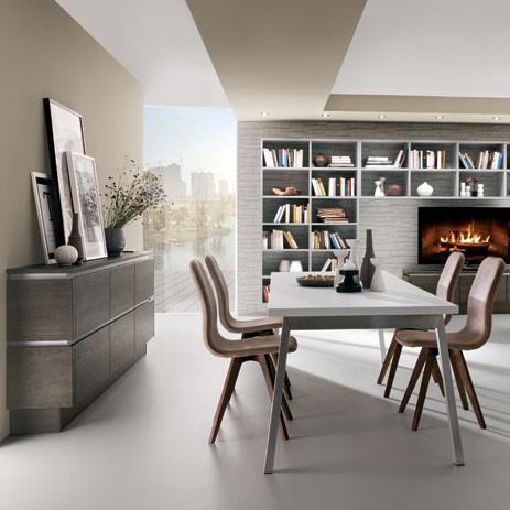 Mobilă pentru living / camera de zi Nobilia Structura - Stejar Gladstone