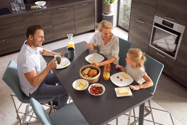 Mobilă de sufragerie / dining Nobilia Riva - Stejar Dakota