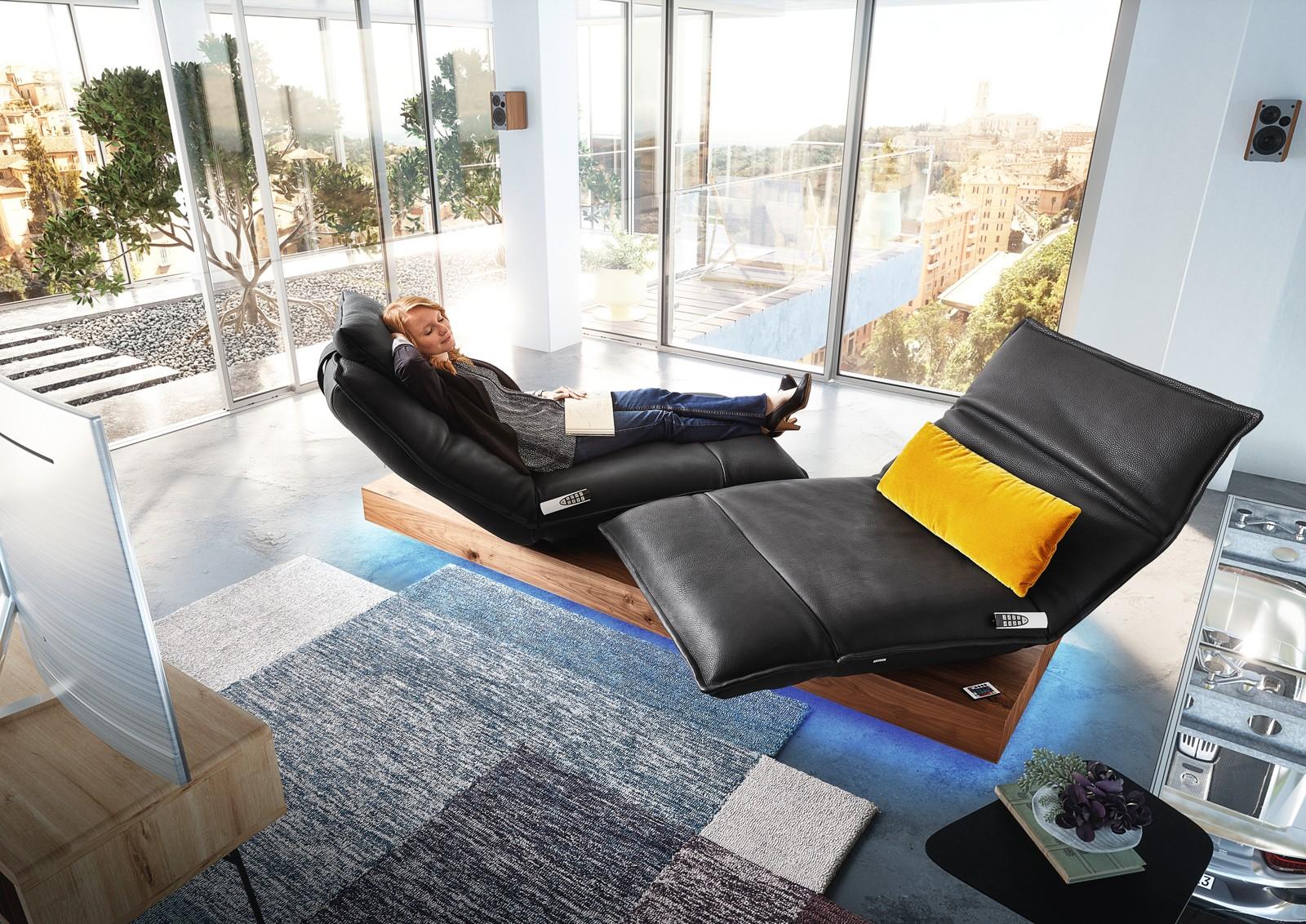 Canapea modernă Koinor Epos - Free motion