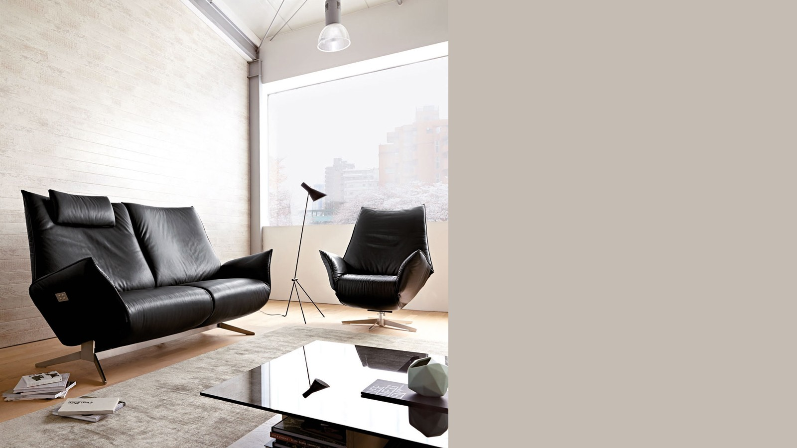 Canapea modernă Koinor Evita