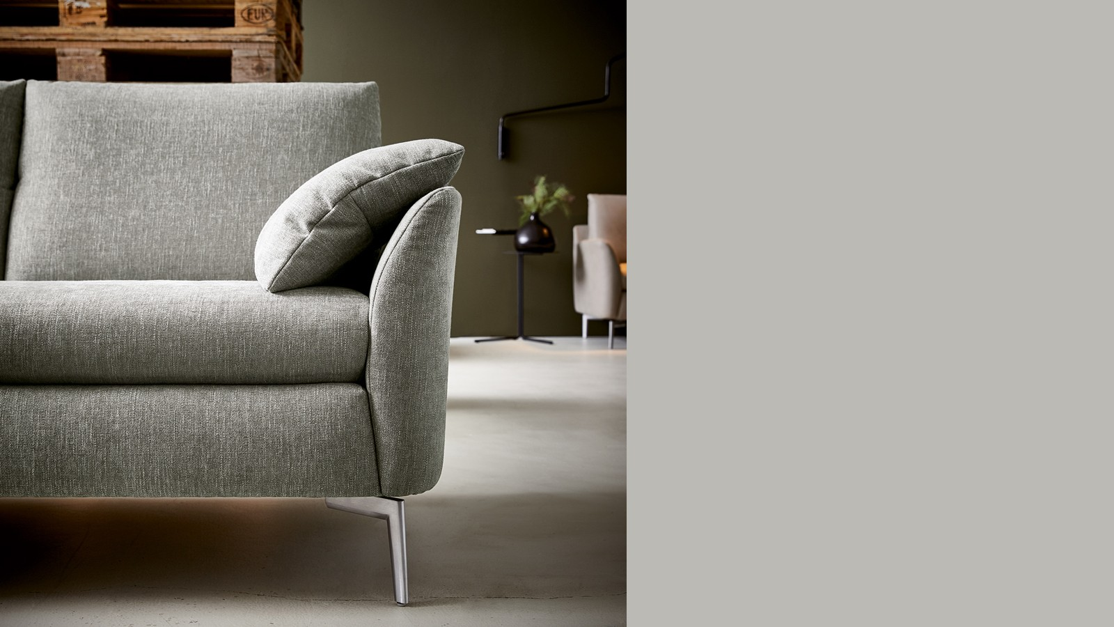 Canapea modernă Koinor Famous