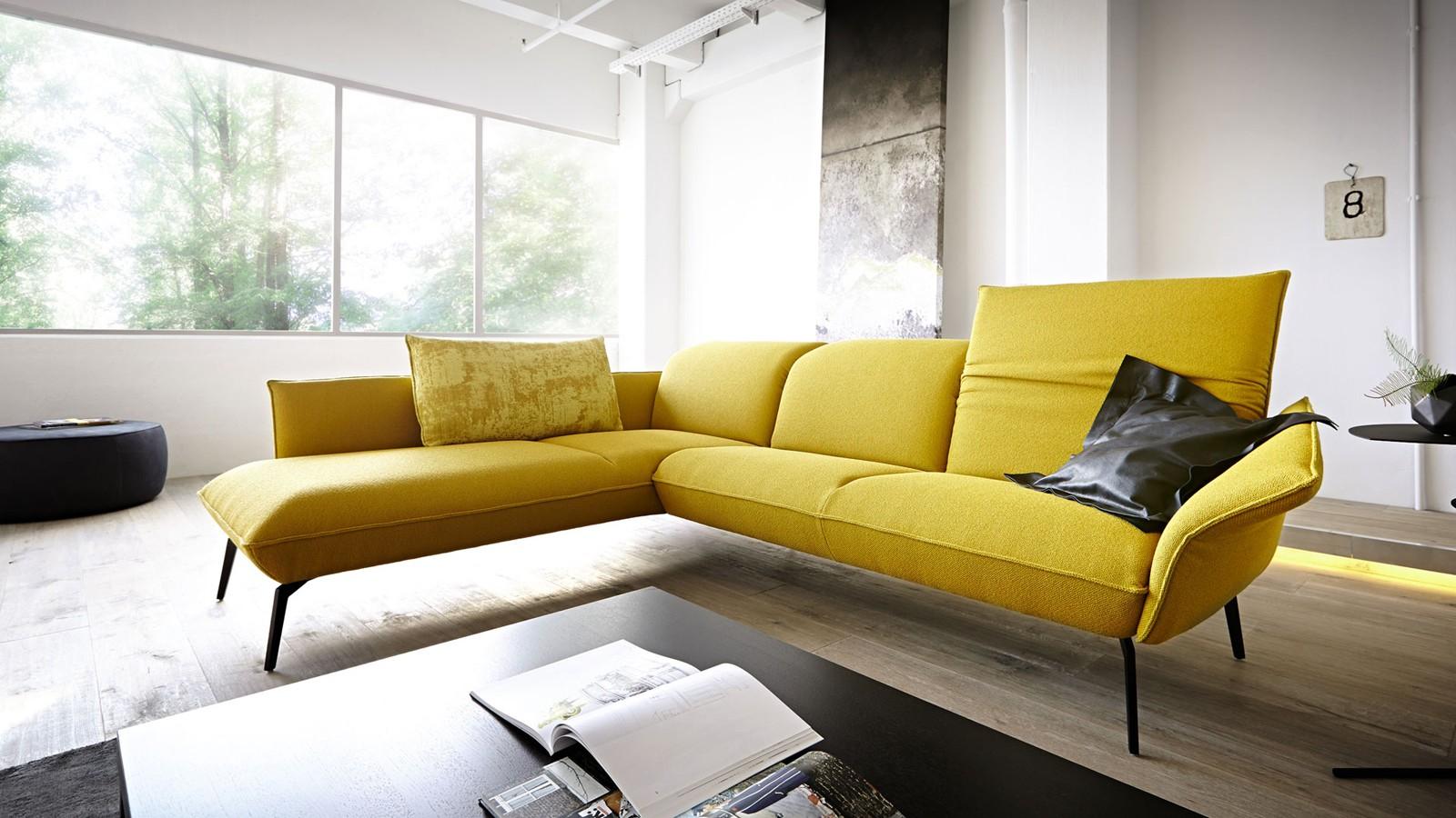 Canapea modernă Koinor Flirt