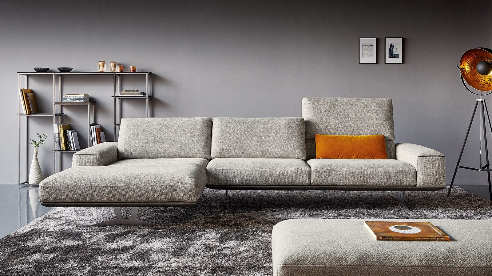 Canapea modernă Koinor Harlie