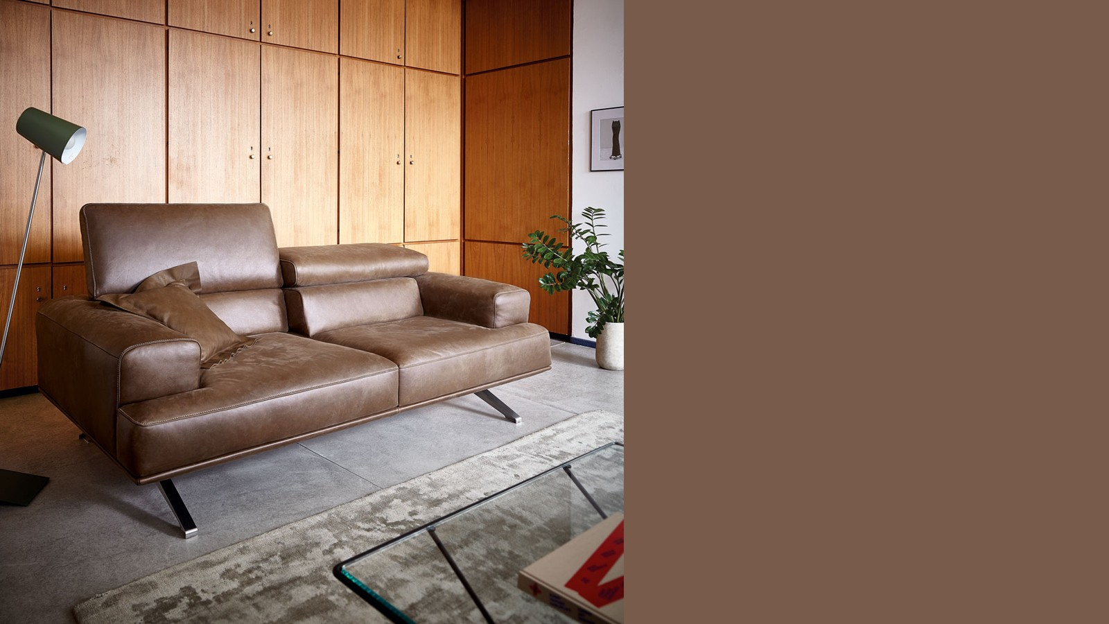 Canapea modernă Koinor Harris