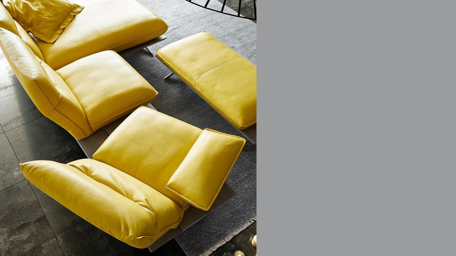 Canapea modernă Koinor Manson