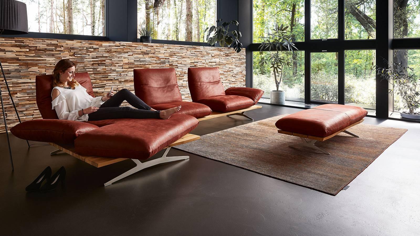 Canapea modernă Koinor Marylin