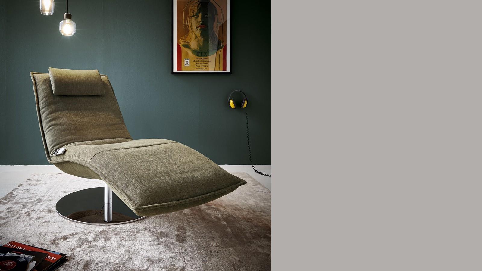 Fotoliu recliner cu masaj Koinor Joplin