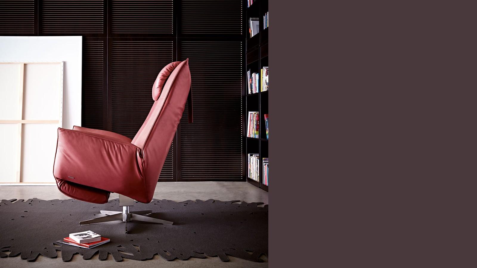 Fotoliu recliner cu masaj Koinor Safira - Silencio