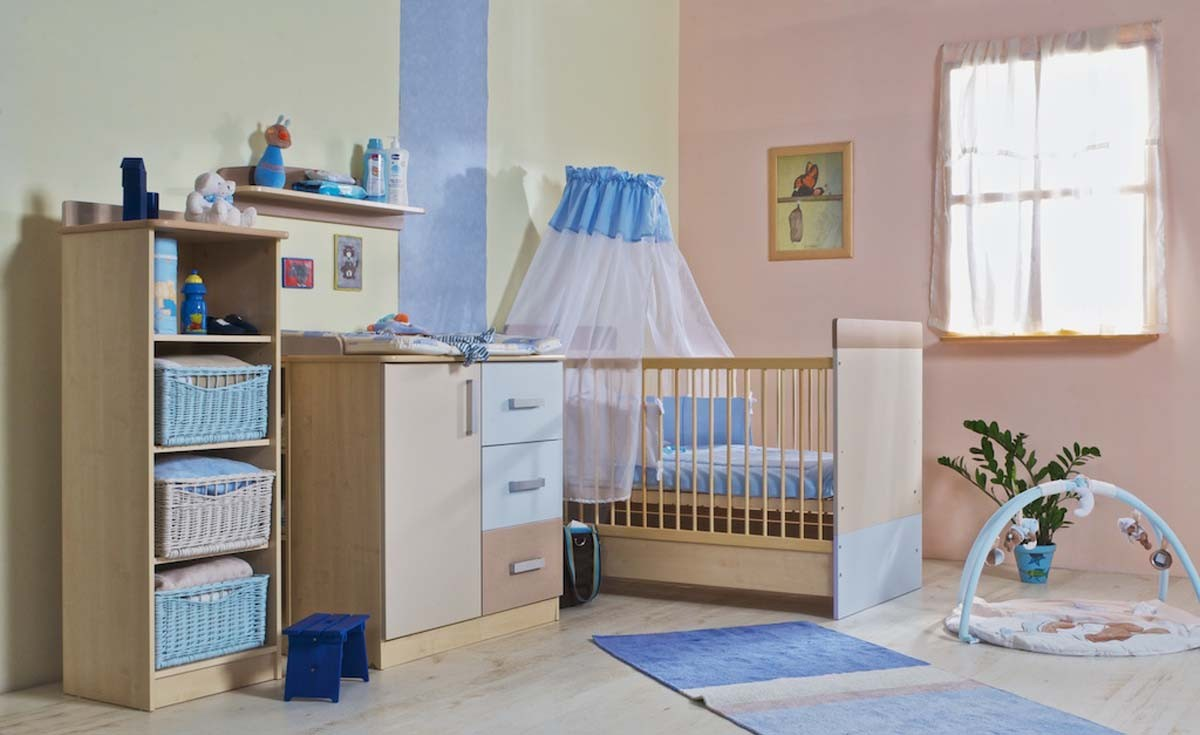 Mobilă pentru bebeluși, copii & tineret Faktum Lizi