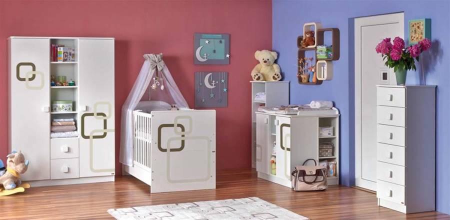 Mobilă pentru bebeluși, copii & tineret Faktum Polly