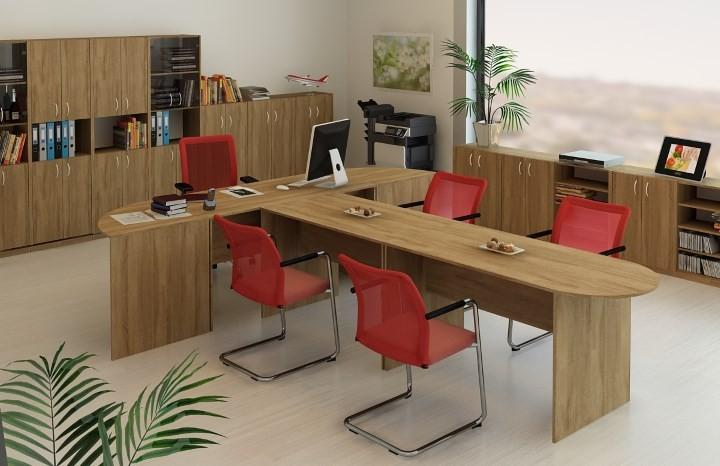 Mobilier de birou Tempo Assistent New - Bardolino