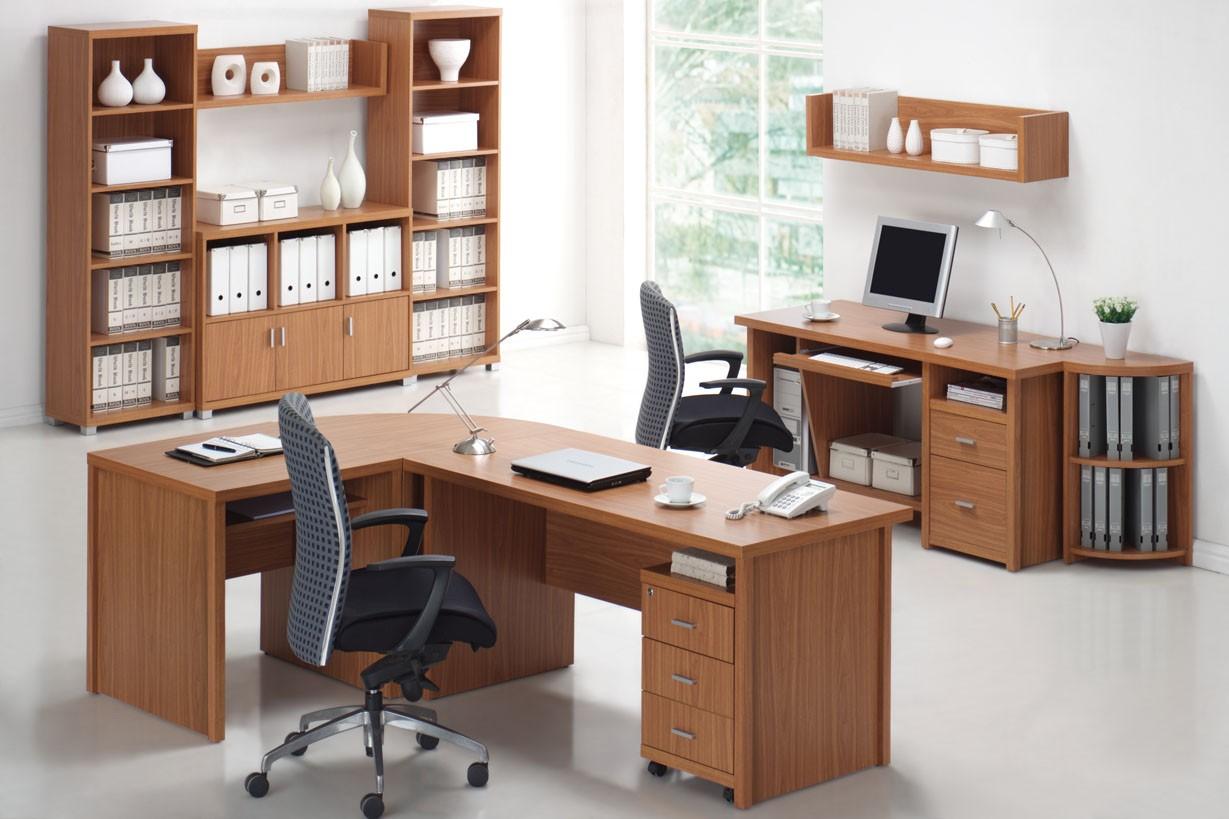 Mobilier de birou Oscar - Cireș American