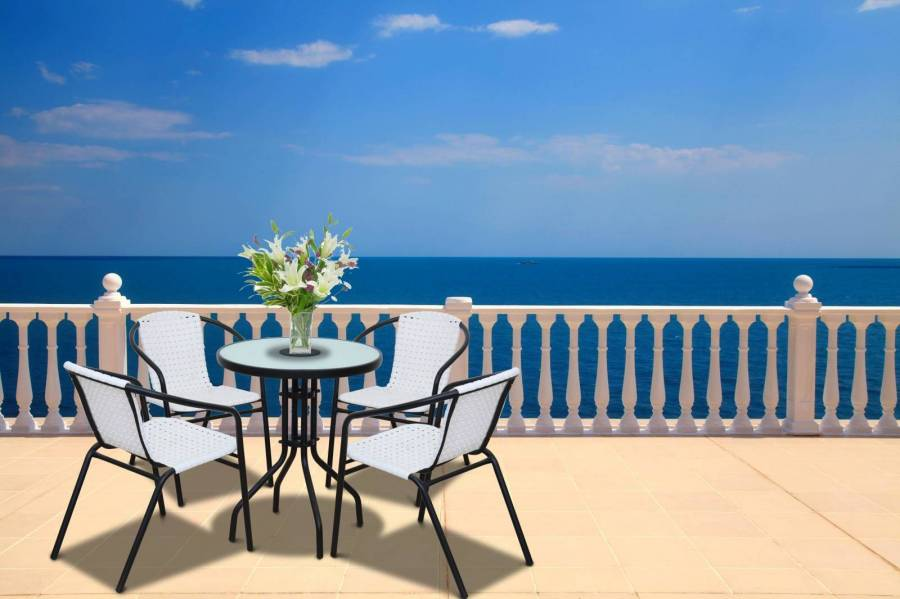 Set de terasă și grădină Olivan și Bergola