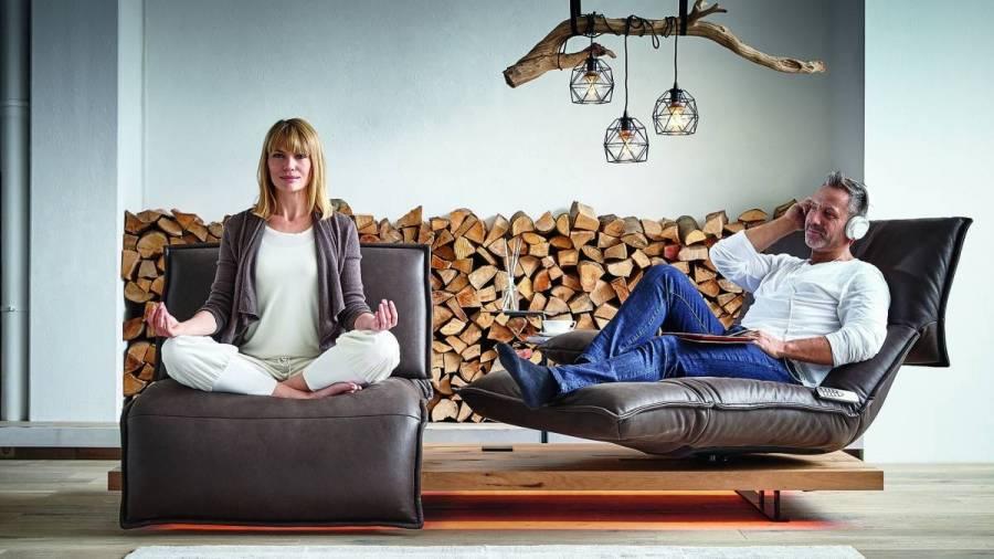 Canapea modernă Koinor Edit - Free motion