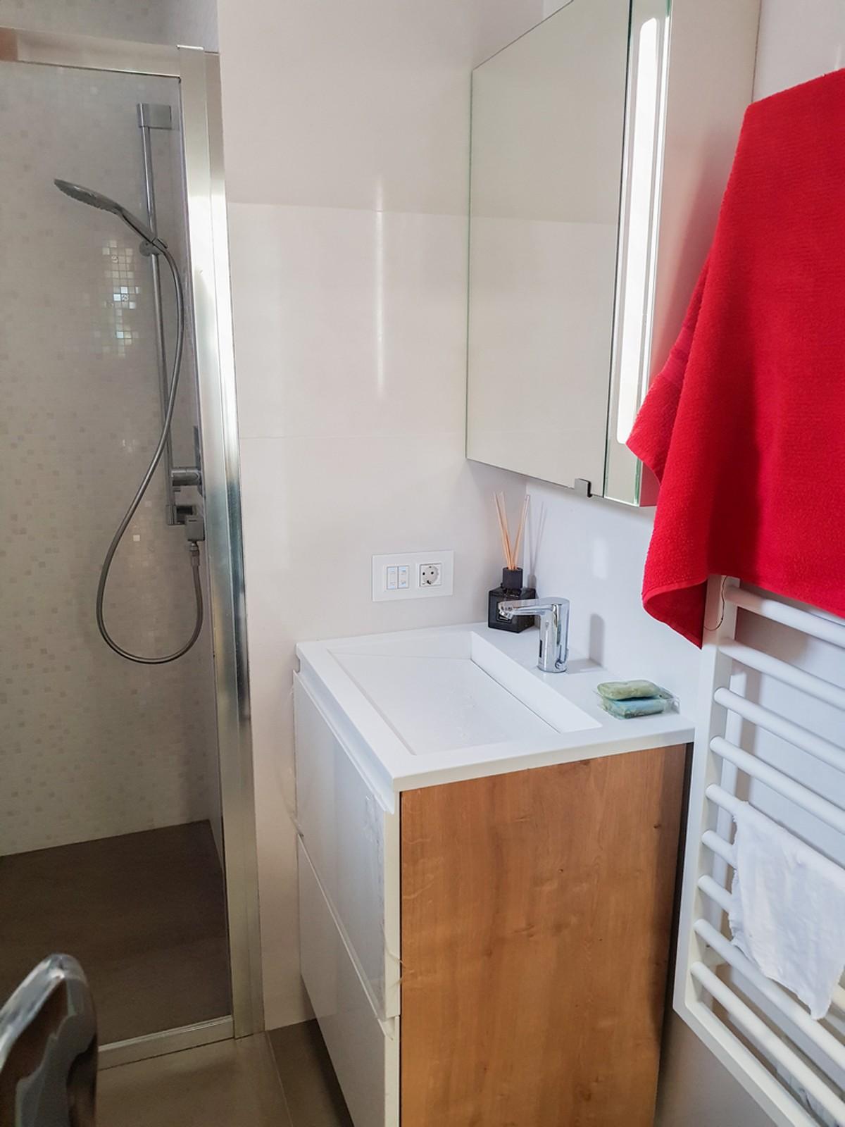 Referință - Mobilier pentru baie Nobilia Pura - Alb alpin