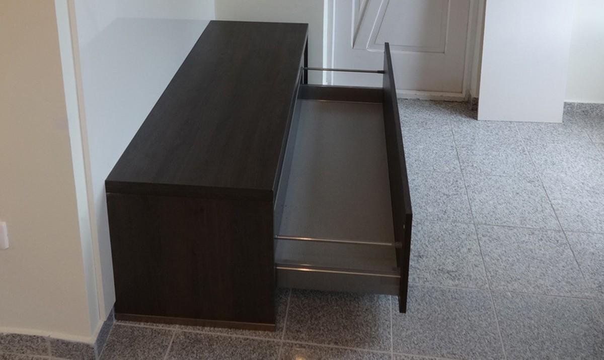 Referință - Mobilier modern pentru hol Nobilia Lux - Bej