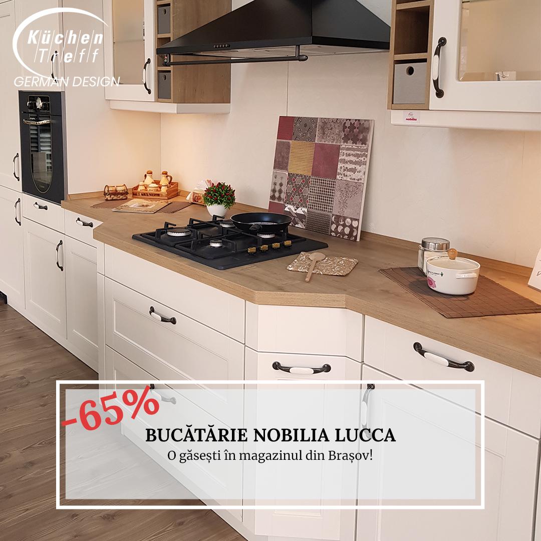 VÂNDUT - Bucătărie Nobilia Lucca