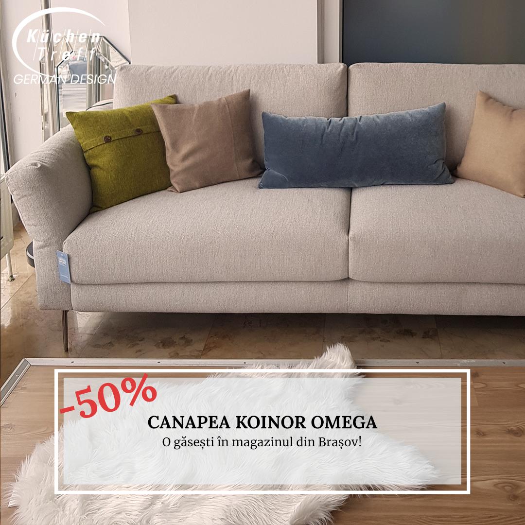 Lichidare - Canapea Koinor Omega 6