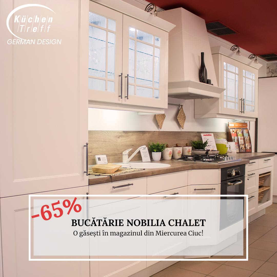 VÂNDUT - Bucătărie Nobilia Chalet