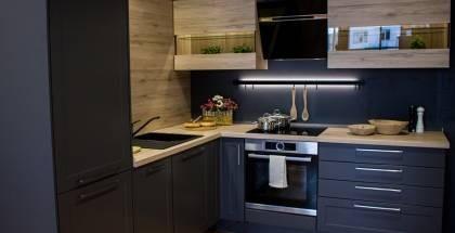 Lichidare - Mobilă de bucătărie Nobilia Credo