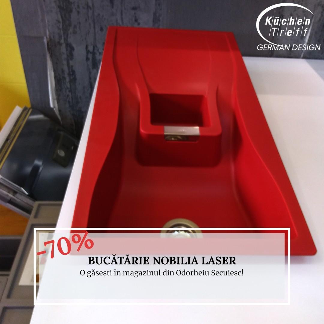 VÂNDUT - Bucătărie Nobilia Laser