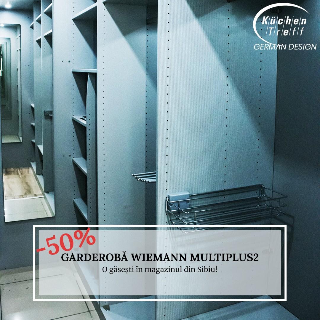 VÂNDUT - Garderobă Wiemann Multiplus2 SH