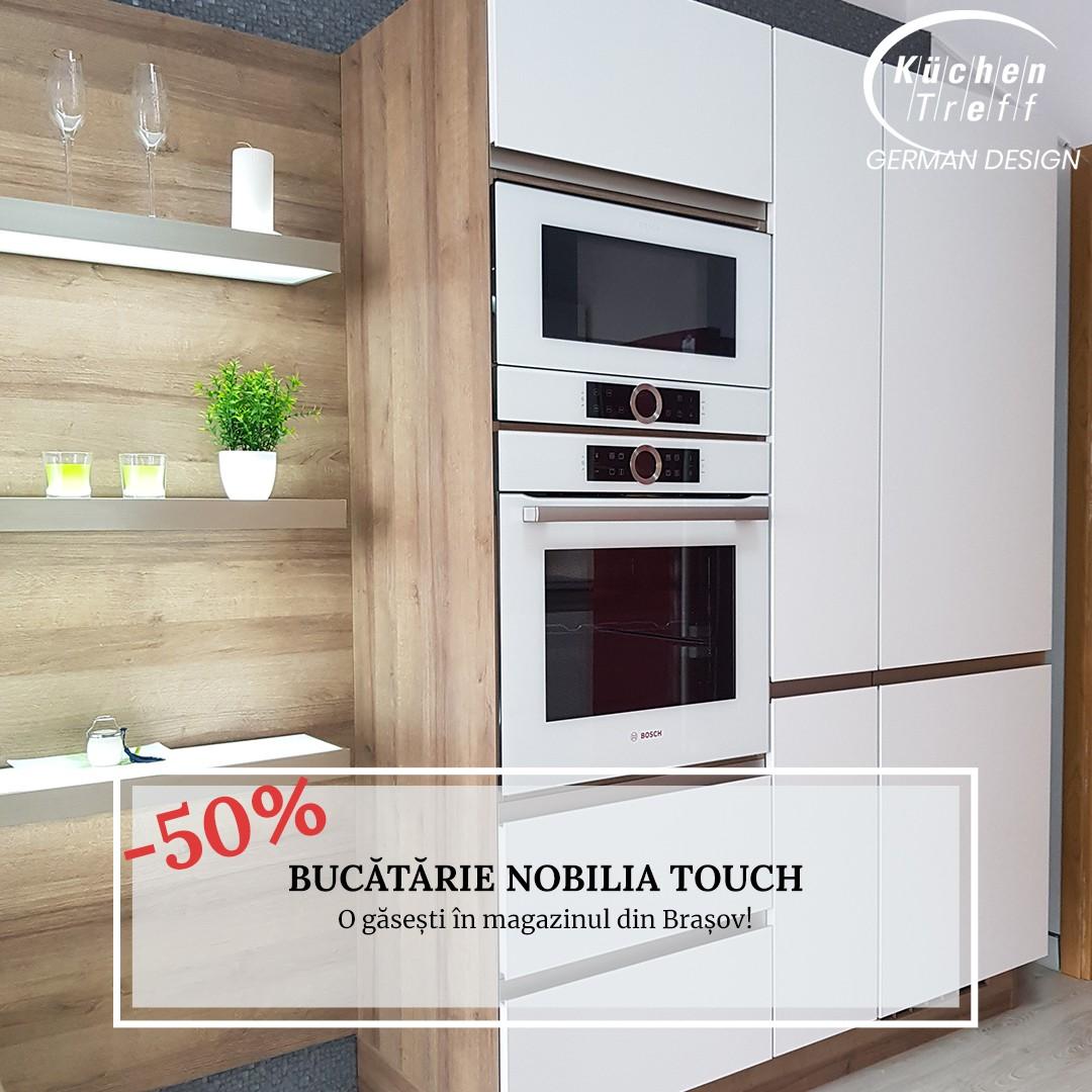 VÂNDUT - Bucătărie Nobilia Touch