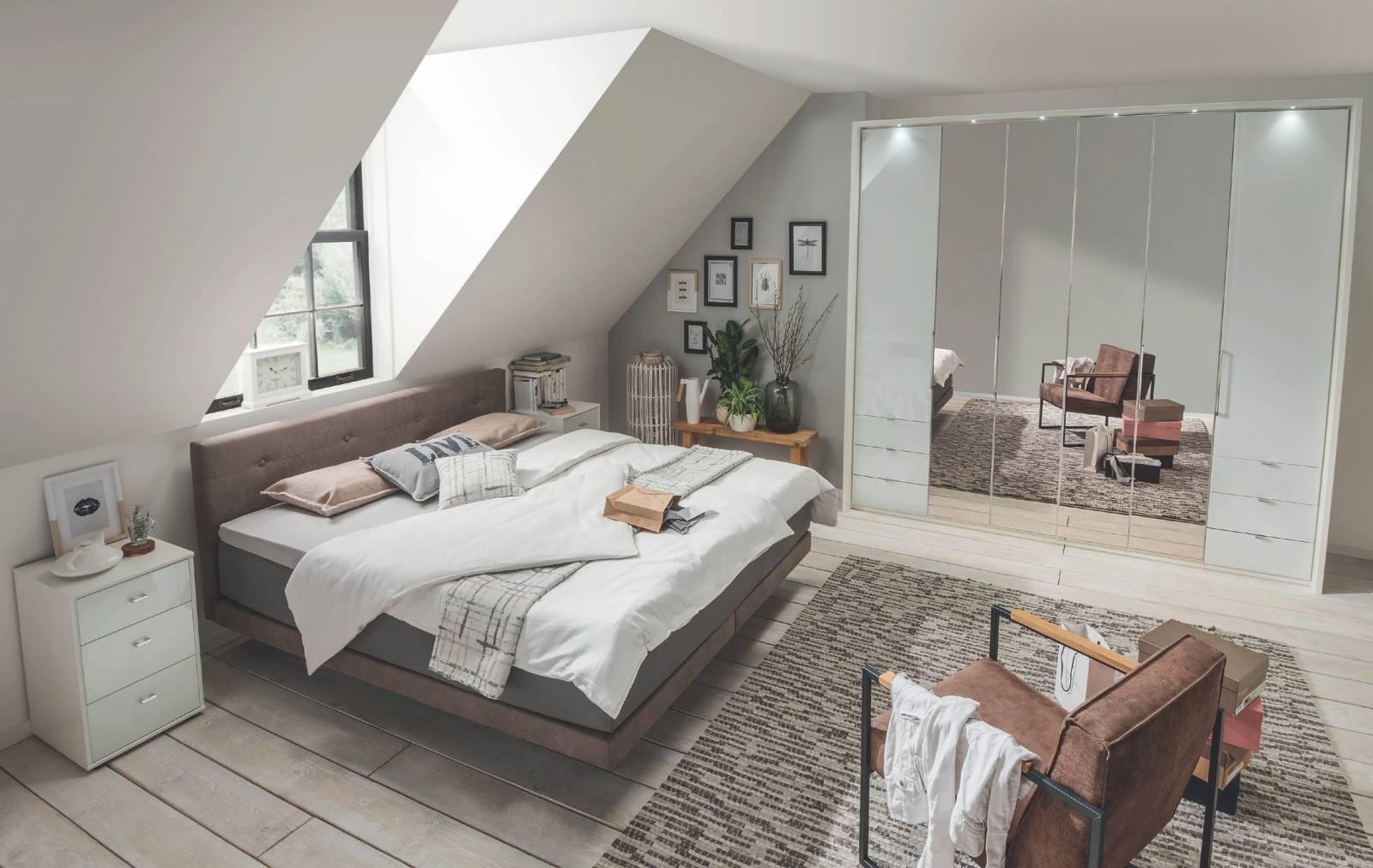 Mobilă de dormitor Wiemann Kansas