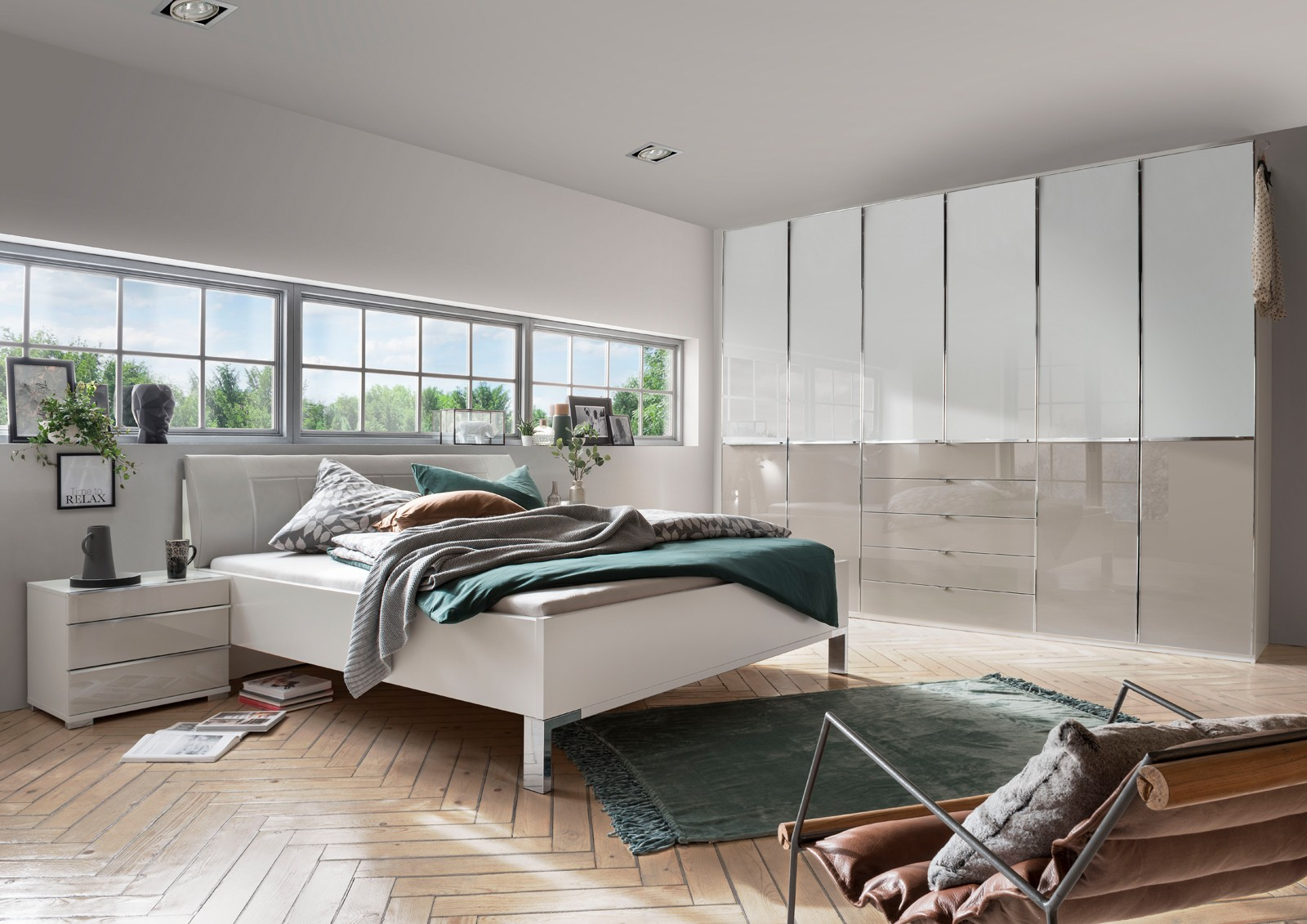 Mobilă de dormitor Wiemann Shanghai 2