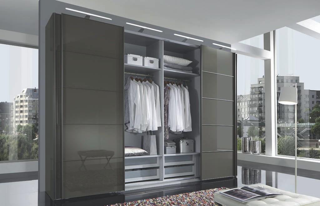 Mobilă de dormitor Wiemann Westside 2