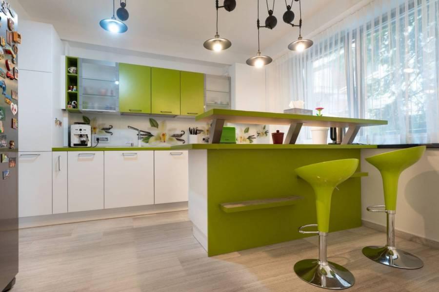 Referință - Bucătărie 24 Shades of Green