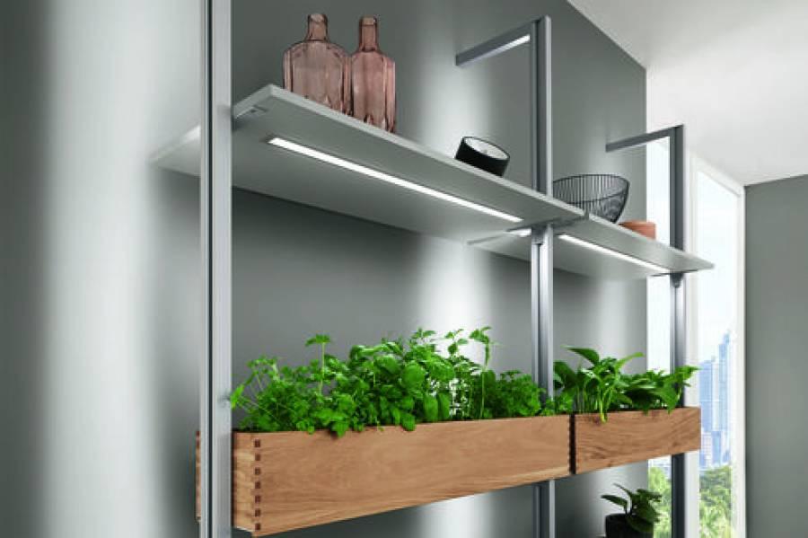 Mobilă de bucătărie modernă Nobilia Touch
