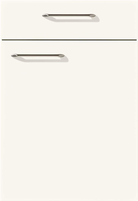 Mobilă de bucătărie modernă Nobilia Fashion - Alb mat