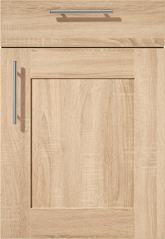 Mobilă de bucătărie rustică Nobilia Cottage - Stejar Virginia