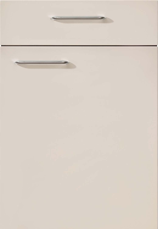 Mobilă de bucătărie modernă Nobilia Lux - Nisip lucios